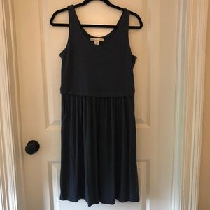 C&C California Perfect Jersey Tank Dress